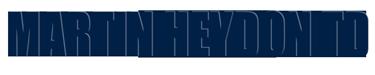 Martin Heydon Logo